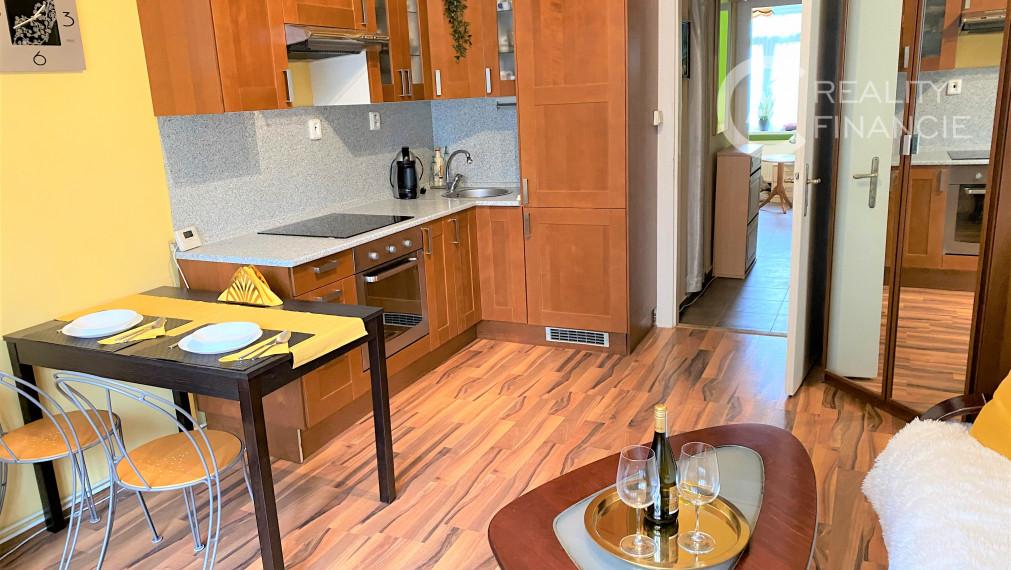 AG REALITY I REZERVOVANÝ  1,5 izbový byt v Starom meste - ul. Žilinská