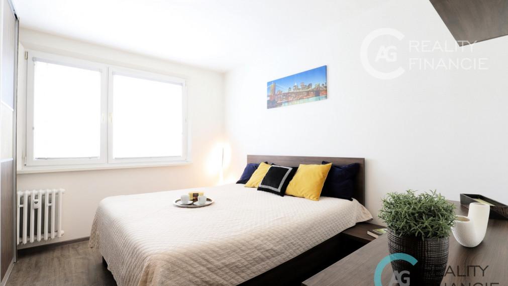 AG reality I REZERVOVANÝ - pekný a priestranný 4-izbový byt s príjemnou atmosférou- Bratislava- Vrakuňa
