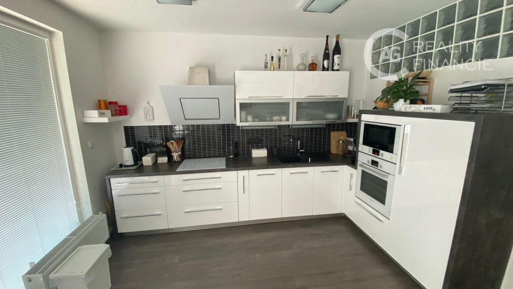 AG reality I PRENAJATÉ - krásny 2-izbový byt so záhradkou v Hviezdoslavove